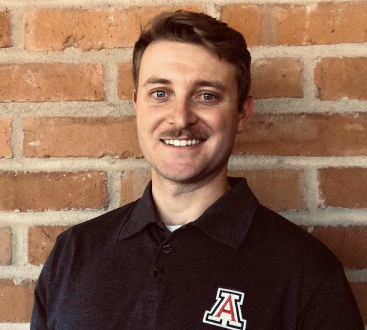 1LT John Hoffman Selected as first intern for UA-ARC Skillbridge Gateway Program